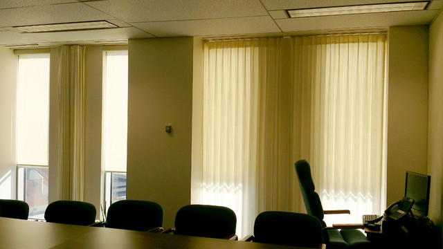 Shades In Conference Room - Attorney General of Ohio - Toledo OH