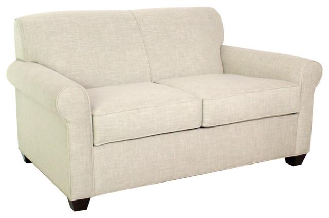 Edge be Finn Loveseat Sleeper Sofa View in Your Room