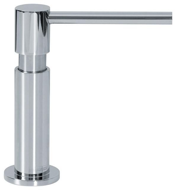 Franke Kitchen Soap Dispenser Chrome, SD 500 Contemporary Soap And Lotion