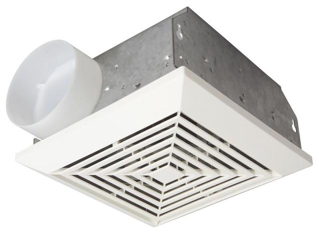 Craftmade Tfv50 50 Cfm Ventilation Fan, White.