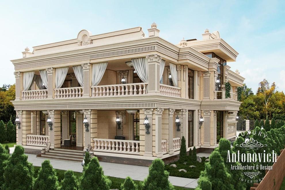 10 Villa Palace Exterior Designs Other By Luxury Antonovich
