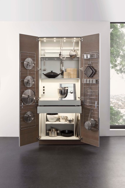 pantry cabinet: modern pantry cabinet with kitchen storage, leicht