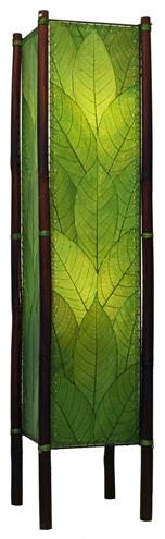 Fortune Floor Lamp, Green, Large.