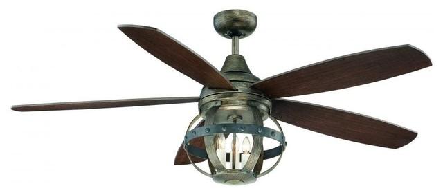 alsace 3light indoor ceiling fan reclaimed wood