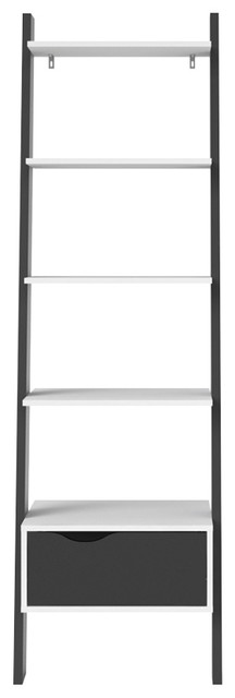 Diana Bookcase With 1 Drawer
