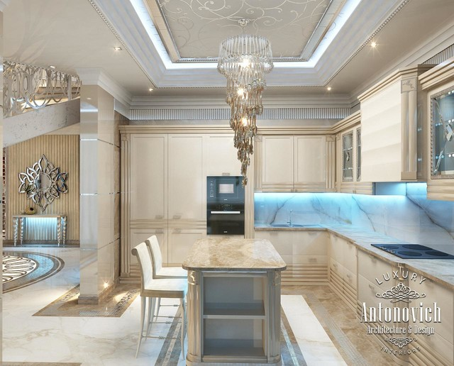 interior design Dubai from Katrina Antonovich