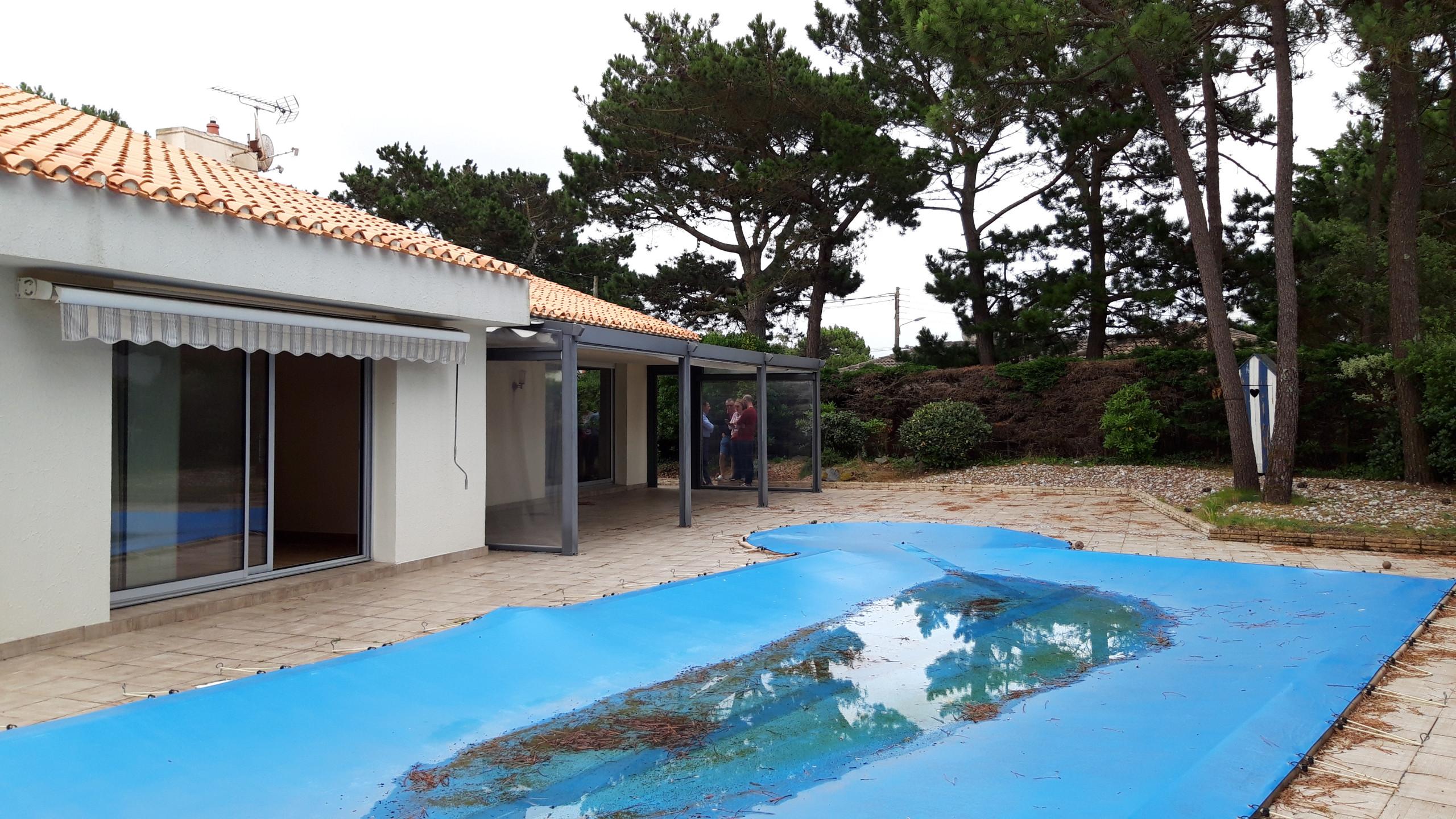 Projet Rénovation de Maison & Extension Bois - Proposition 1
