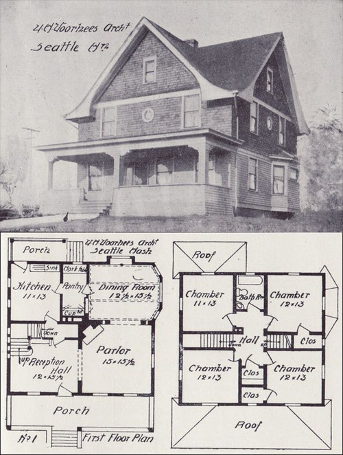 Altering An Old House Floor Plan