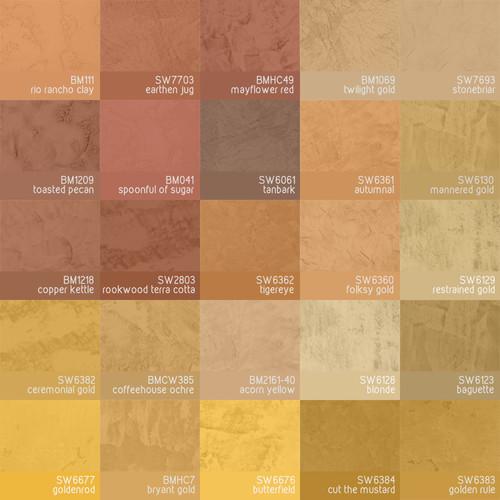 Behr Venetian Plaster Color Chart - Venetian plaster color matching service huntington beach ...