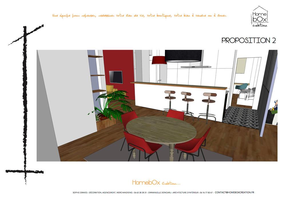 Rénovation d'un appartement pour Mr & Mme S