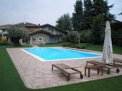Piscina interrata per disabili - Sollevatore piscina per disabili ...