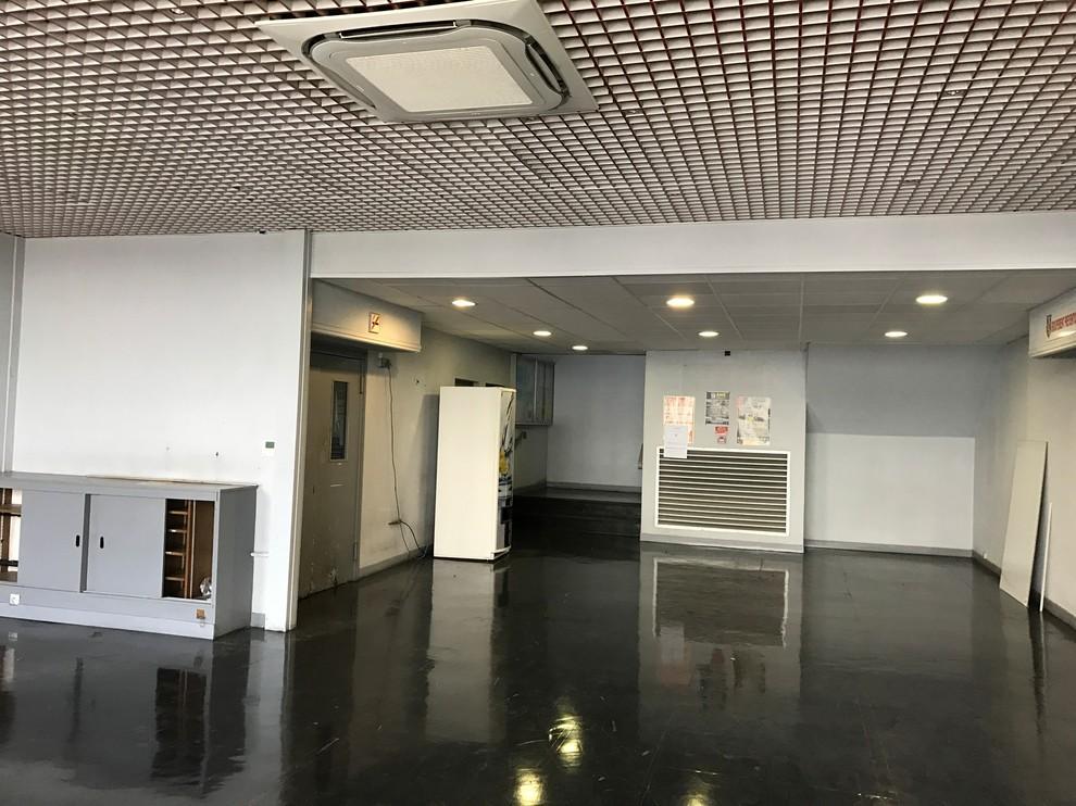Rénovation d'un hall d'entrée  d'immeuble de et bureaux