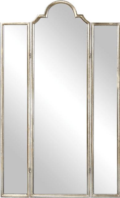 Uttermost Neema Three Paneled Mirror Screen.