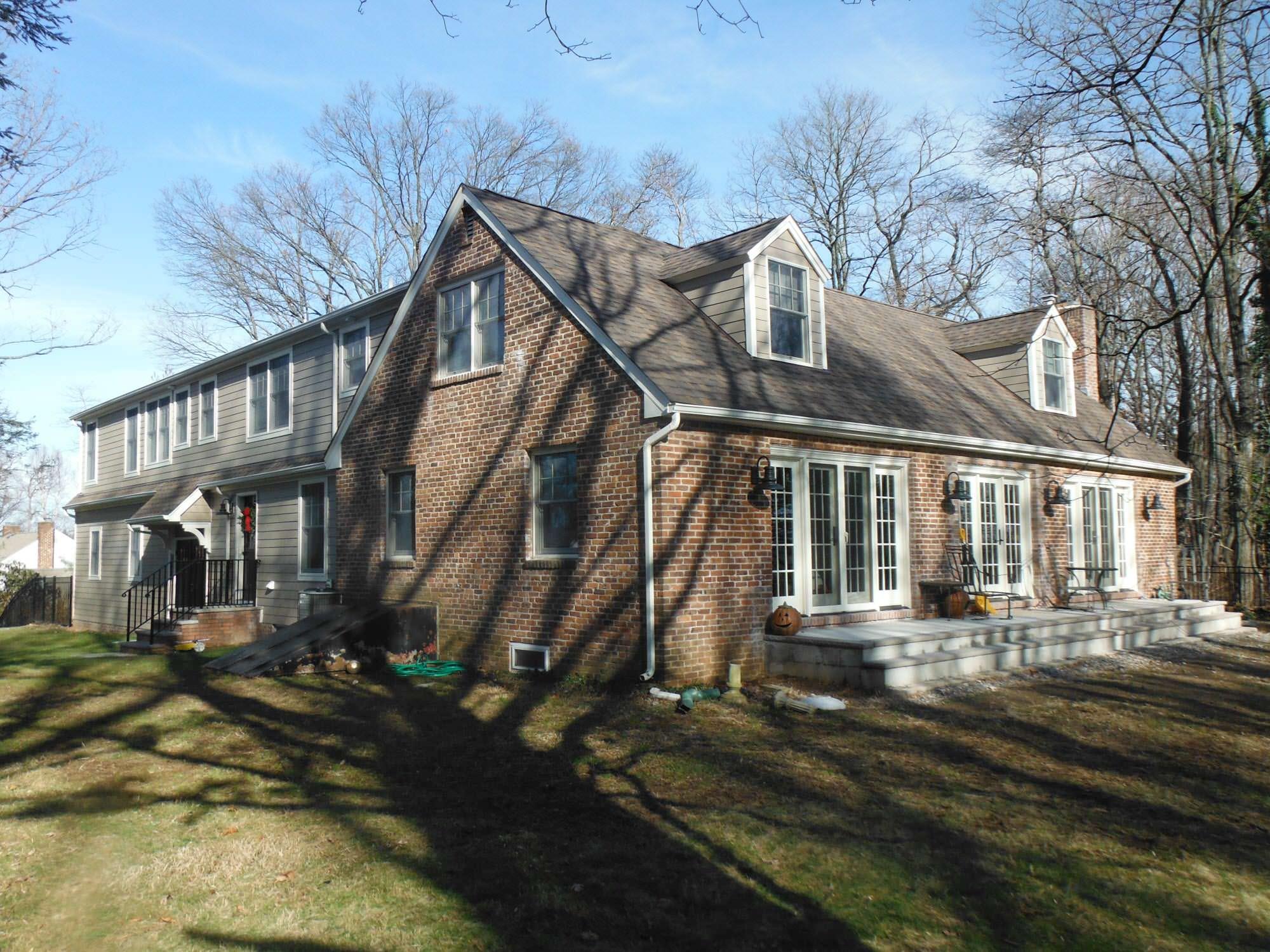 Chatham New Jersey Renovation