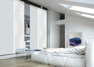 Agencer l 39 espace avec panneaux japonais for Quincaillerie meuble japonais