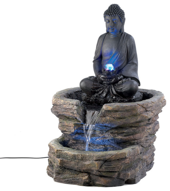 OLLIE: Asian outdoor fountains