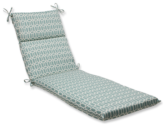 Rhodes quartz chaise lounge cushion contemporary for 23 w outdoor cushion for chaise