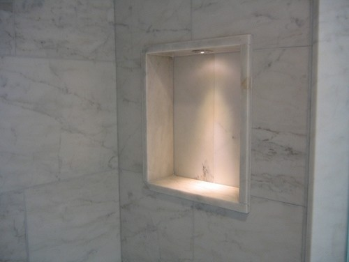Lastest Bathroom Niche Lighting