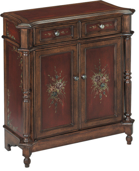 Stein World Orchard Accent Chest, Antique Tan, Faded Green 70285 - Accent Chests And Cabinets ...