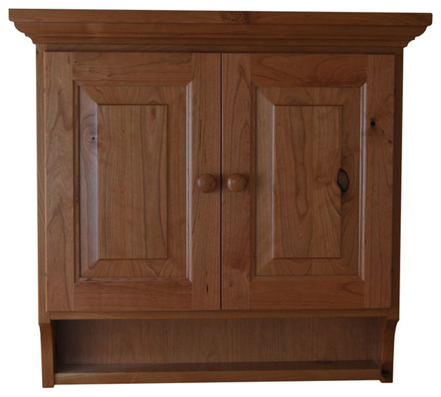 Medicine Cabinet - Traditional - Medicine Cabinets - by Hope Woodworking