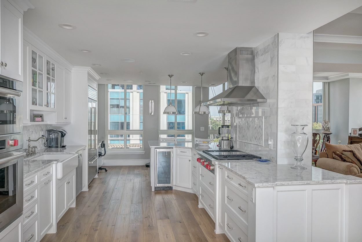 Spinnaker Bay Photos (waterfront condo renovation)