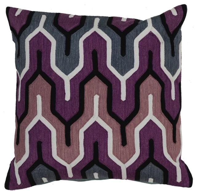 Contemporary Aztec Decorative Pillow Contemporary Decorative Mesmerizing Aztec Decorative Pillows