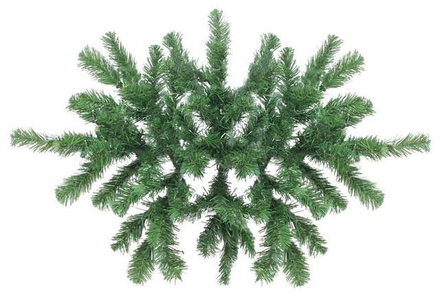 "28"" Deluxe Windsor Pine Artificial Christmas Swag, Unlit."