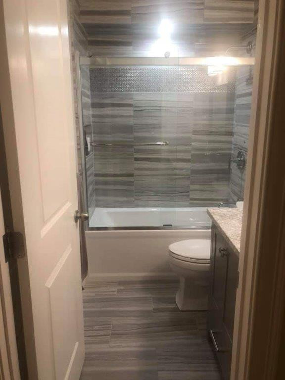 Bathroom Renovation - Before & After