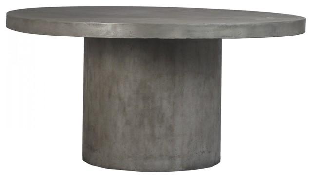 59 L Igo Round Dining Table, Concrete Round Dining Table Australia