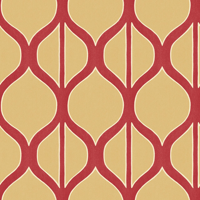 Shand Kydd Coniston Red Cream