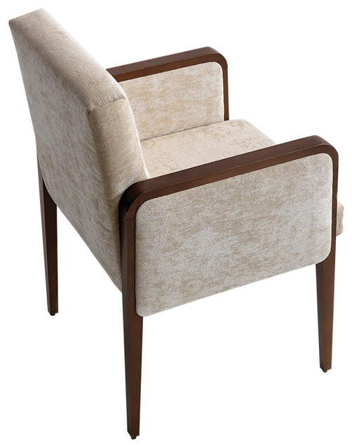 Carabassi Baco Lounge Chair Contemporary Armchairs And Accent Chairs by