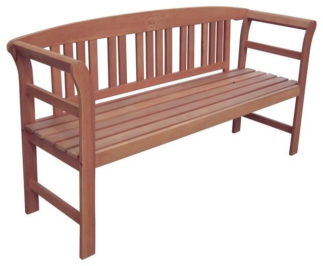Harland 3-Seater Garden Bench