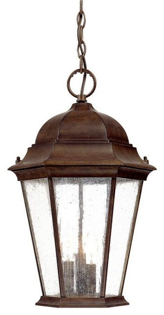 Acclaim Lighting 5226 Richmond 3 Light 19 5 Height Outdoor Pendant Traditional Hanging Lights By We Got Lites