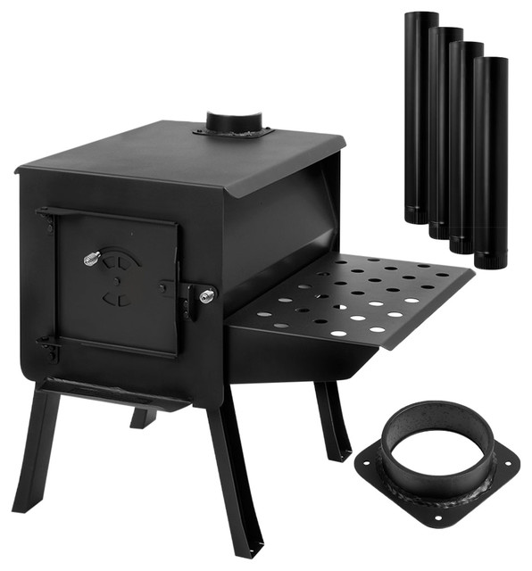 """grizzly"" Portable Camp/cook Stove Kit."