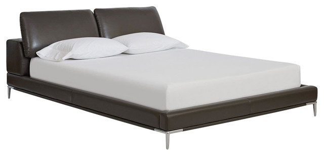 Cento Bed Dark Gray Cal King