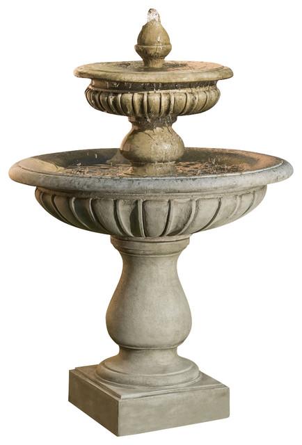 Campania Longvue Outdoor Water Fountain Amp Reviews Houzz