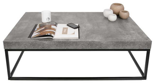 Petra X Coffee Table PETRA Industrial Coffee Tables - Calvin coffee table