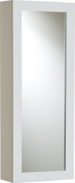 Wall Mount Ironing Center, White.