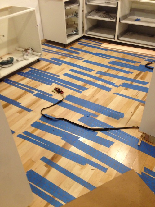 How To Install Solid Hardwood Floor On Concrete TheFloorsCo