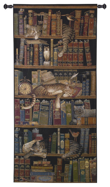 """Classic Tails Large Wall Tapestry, 75""""x36""""."""