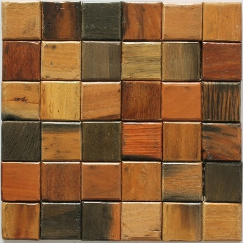 Wood Tile Kitchen Backsplash: Are These Wood Tiles Fire Retardant. I Want To Use Them