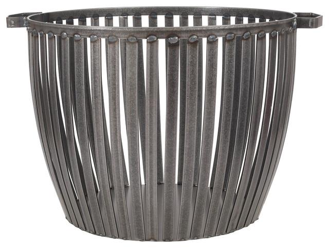 Lodge Fireside Steel Log Basket