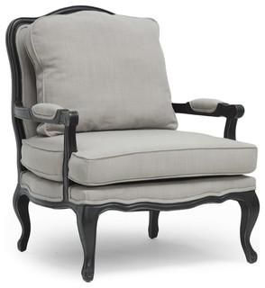Albrecht Antique Accent Chair