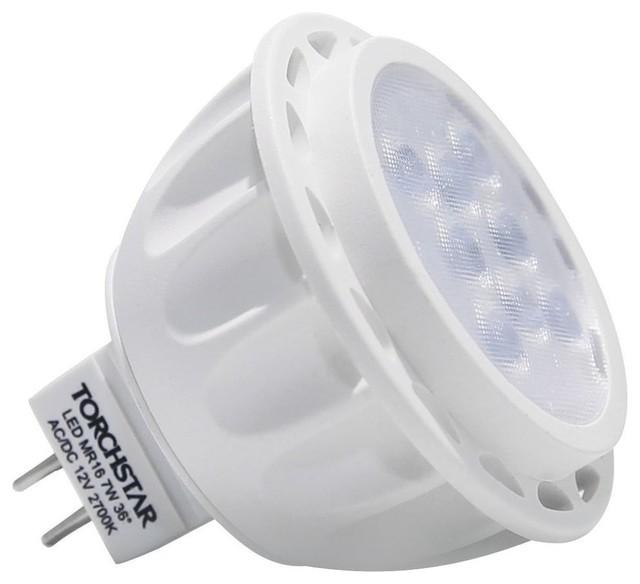 acdc 12v 7w mr16 led bulb spotlight 50w equivalent gu53 base
