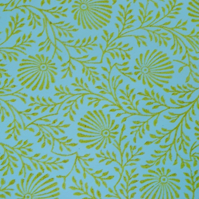 Blancho bedding green zone self adhesive wallpaper home for Home decor zone