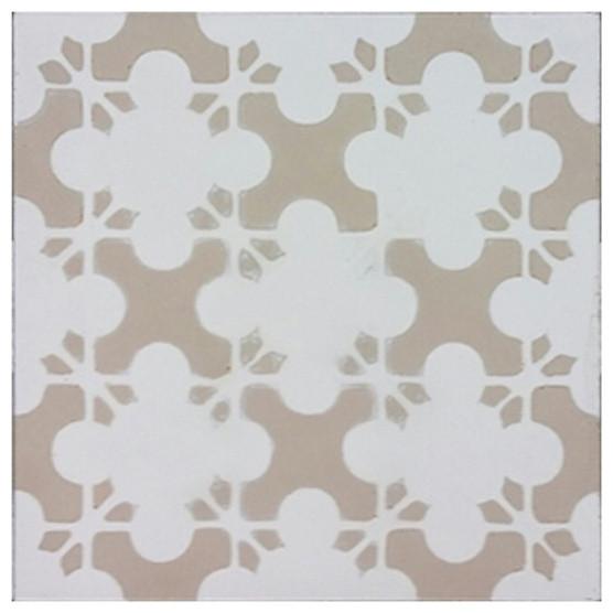 Antibe 8x8 Cement Tile.