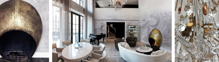 JOE GINSBERG   Innovative Interiors