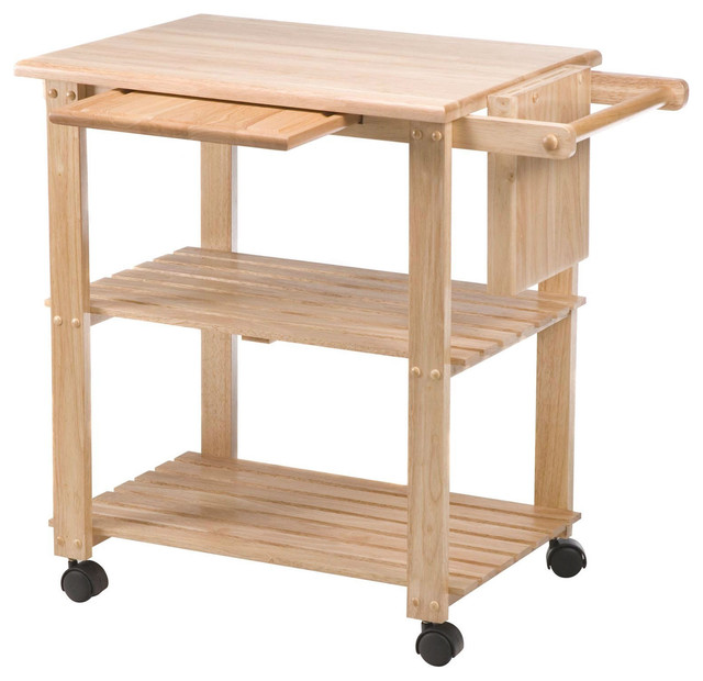 solid wood kitchen island cart solid wood kitchen utility microwave cart with pull out 25916
