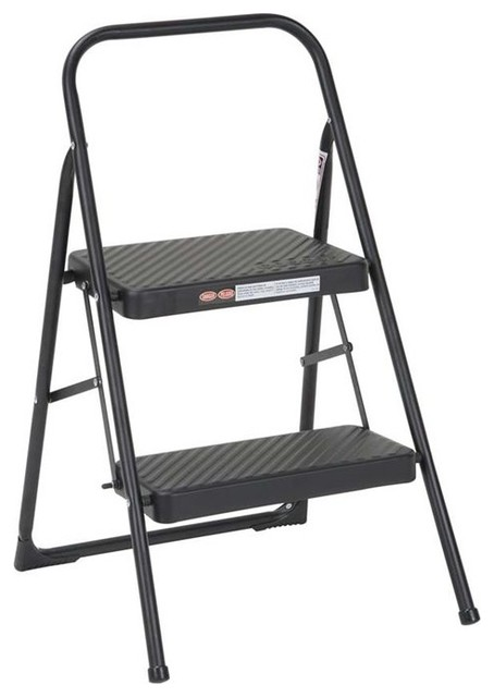 Ameriwood Cosco Two Step Household Folding Step Stool