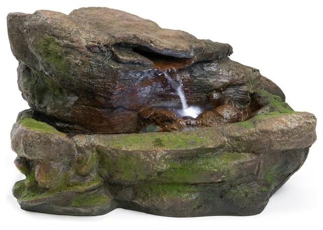 Water Fountain Rock Design